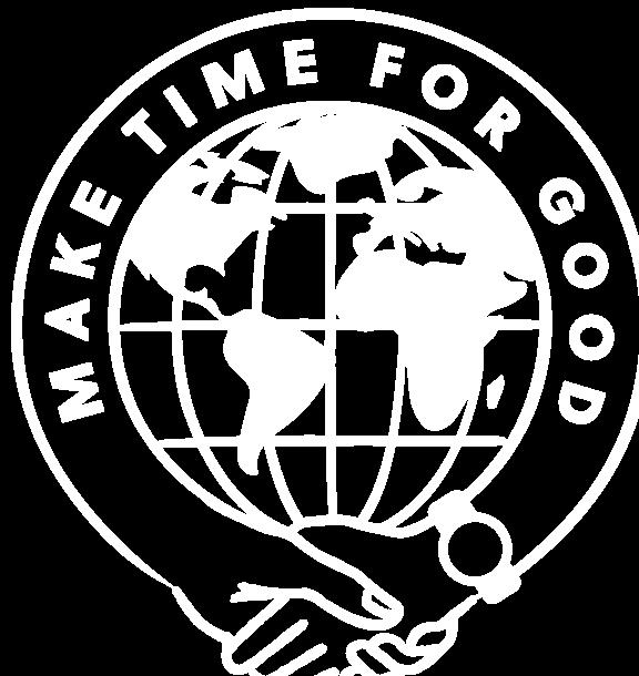 Make Time For Good Globus-Symbol