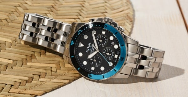 Image de la montre Everett Chrono pour homme.