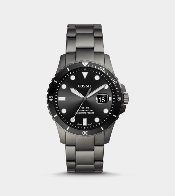 Men's dive-inspired watch collection.