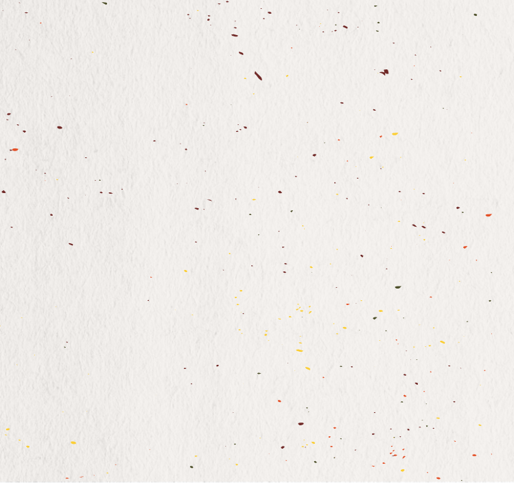 decorative background with confetti