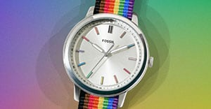 Build Your Own LE Pride Watch
