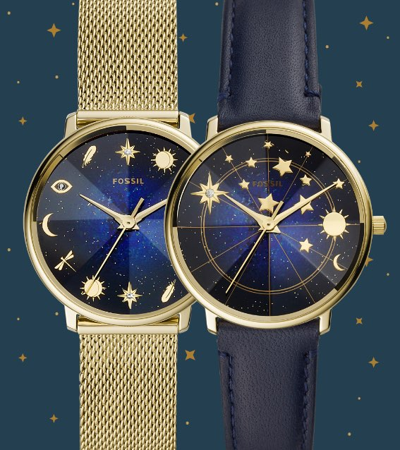 Prismatic Mystics Watch