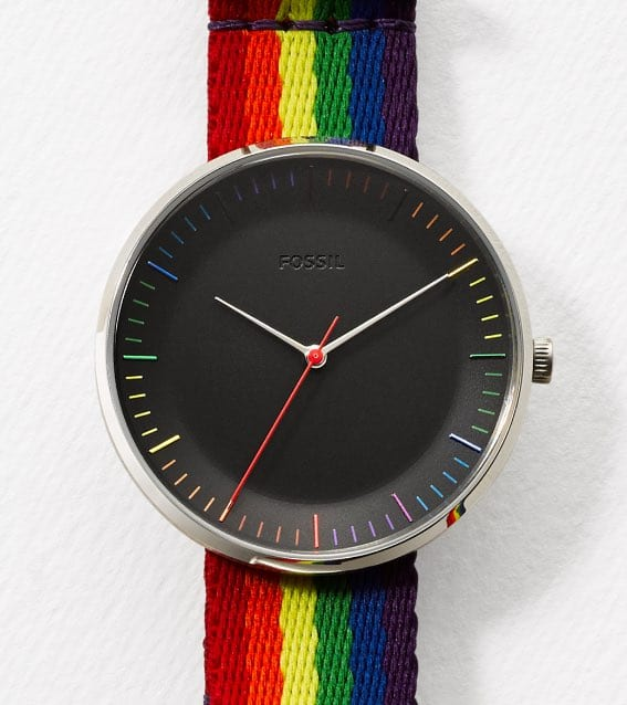 The Pride Month Watch Case
