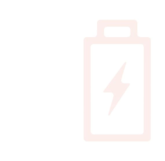A battery icon