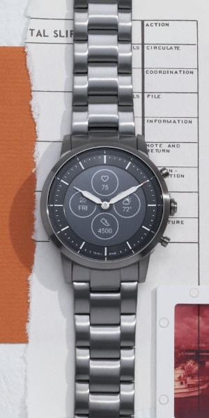 Hybrid Smartwatch HR.