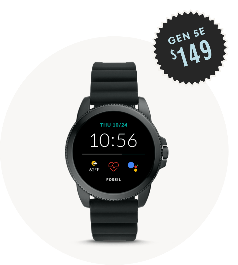 Men's Gen 5E smartwatch $149.