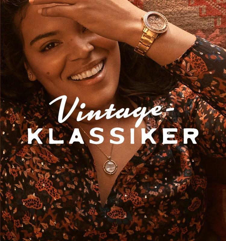 vintage collection header