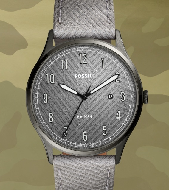 Neutra Camo Watch