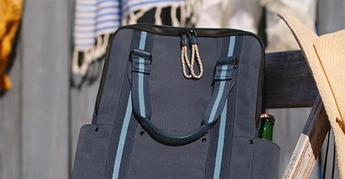 Immagine della borsa Houston da uomo.