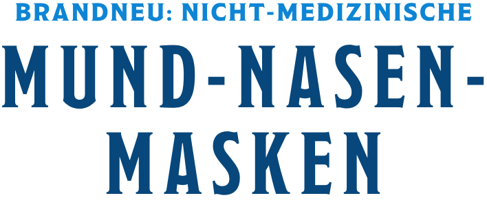 all new: non-medical face masks