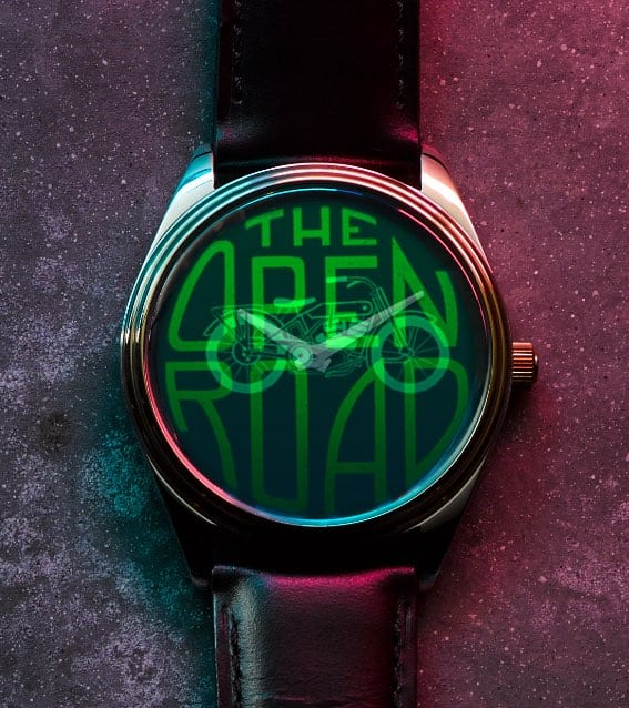 The Hologram Watch